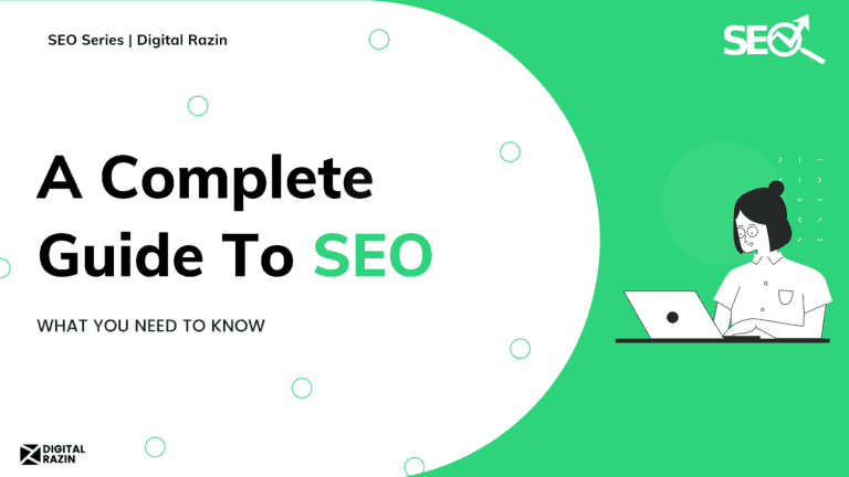 A Complete Guide To SEO